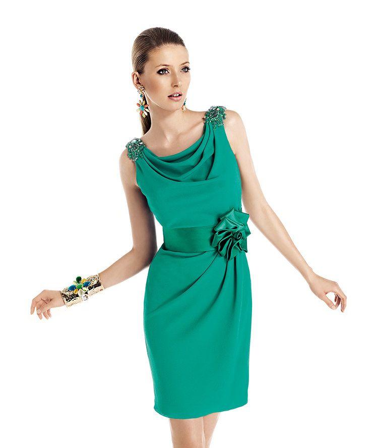 Modelo de vestidos de fiesta 2014