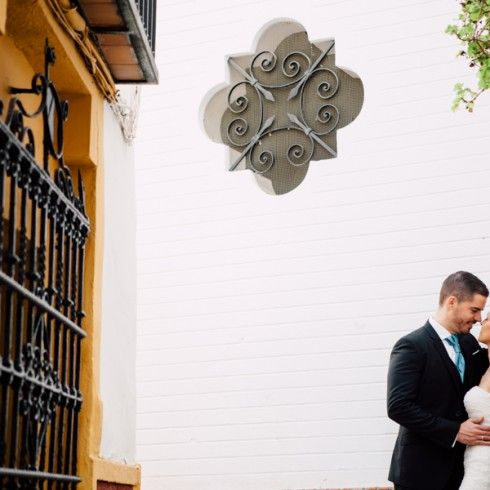La boda DIY de Jessel Adrián y Sandra