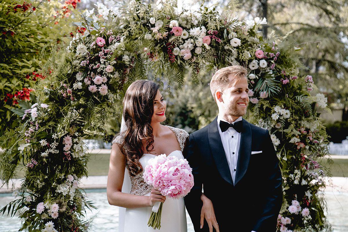La boda de Inma Ruiz y Miguel Ángel Cordero en Jérez