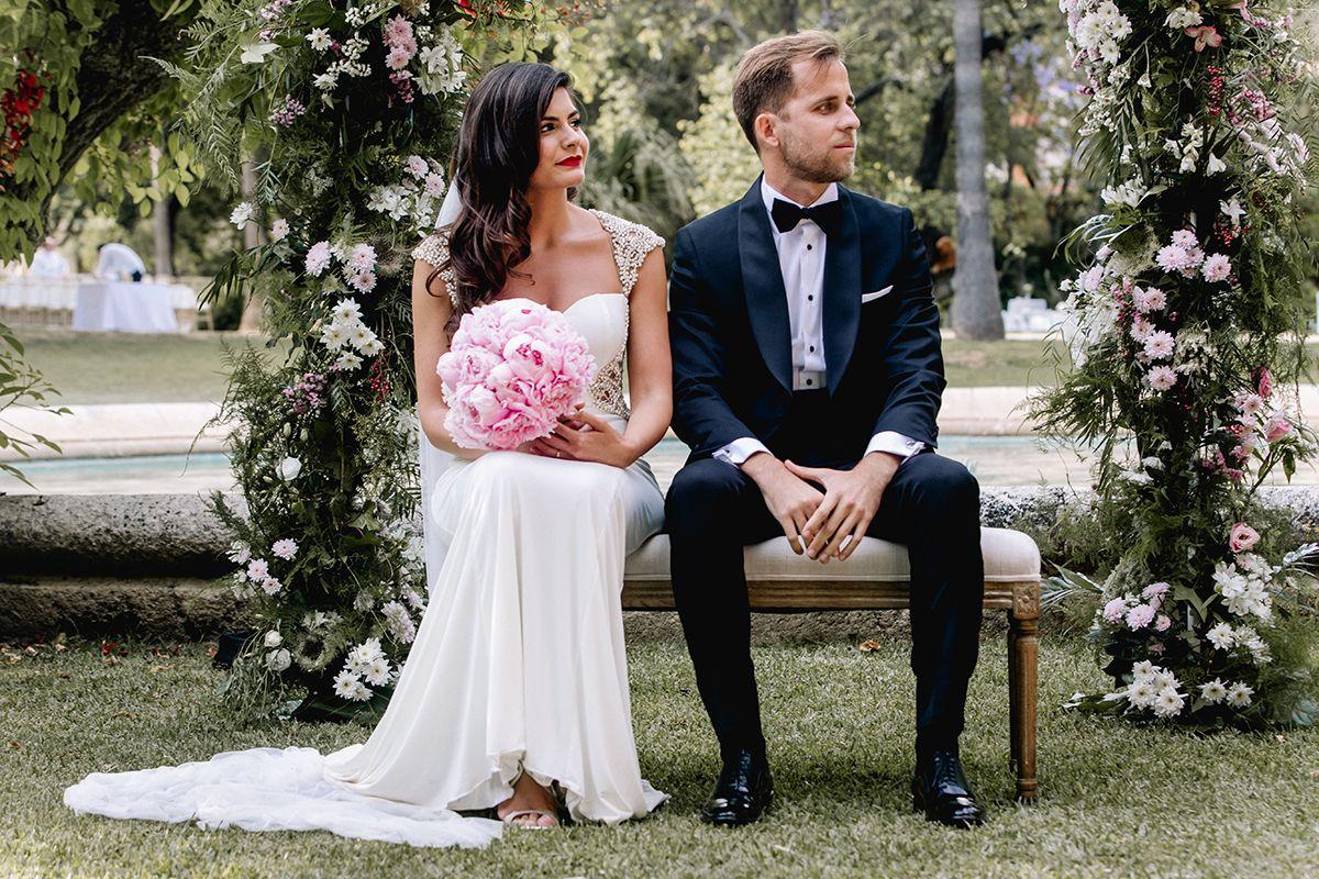 La decoración de la boda de Inma Ruiz y Miguel Ángel Cordero 8