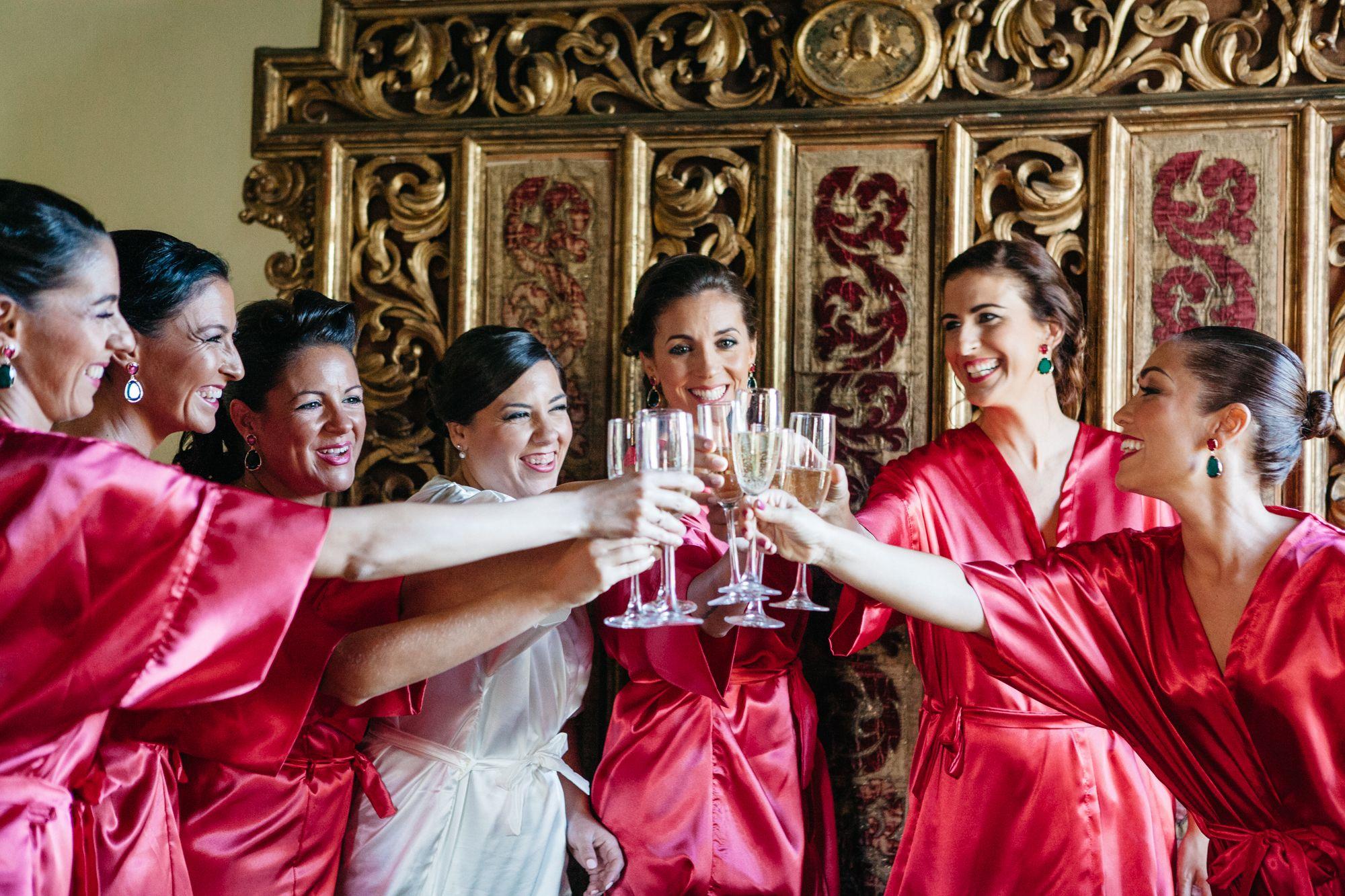 La boda de Amanda y Jorge en Villa Luisa 11