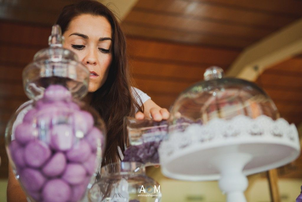 candy bar weddings with love