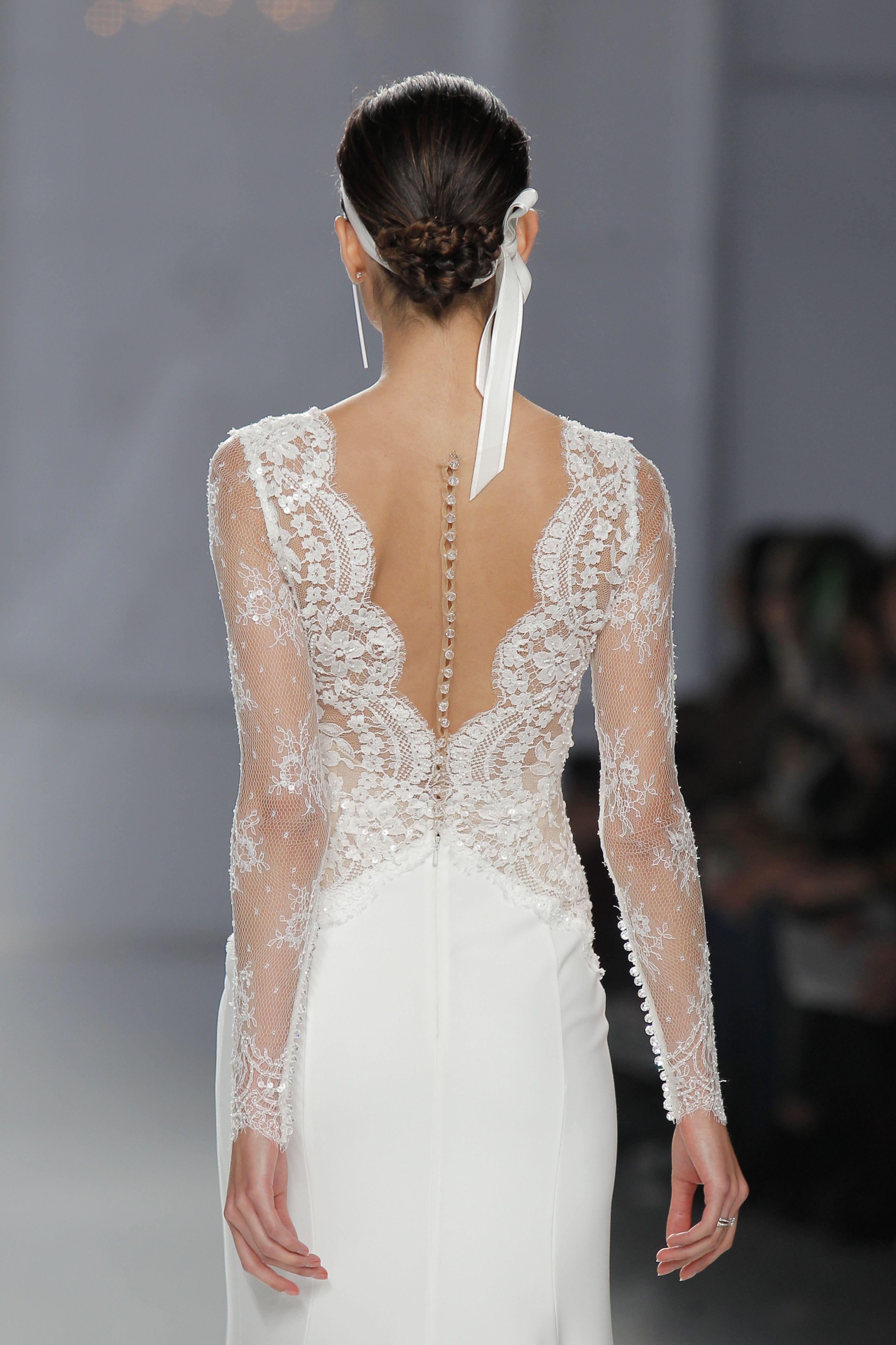 Vestido Penélope - Nueva Colección Rosa Clará 2018