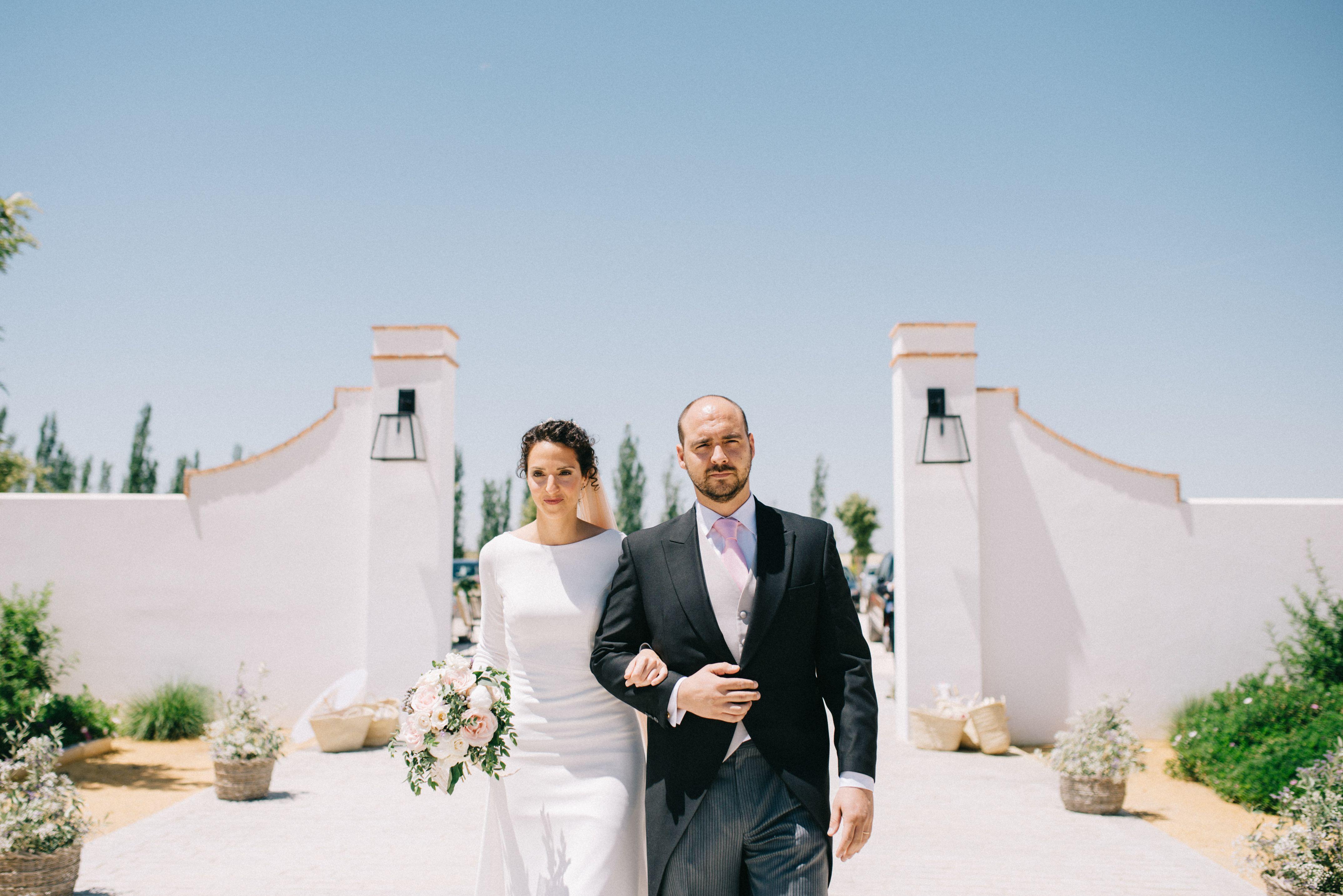 La boda de María y Guillermo en Cortijo Olivar de la Sargenta-61