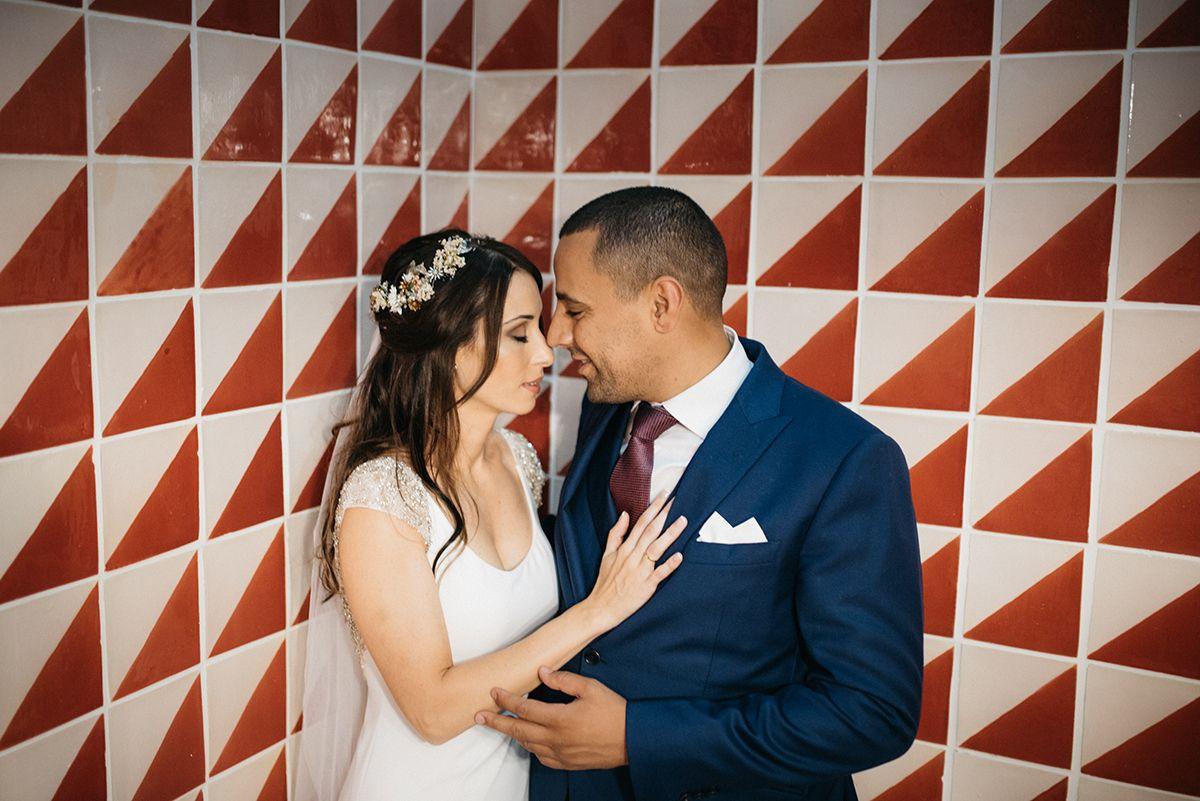 La boda de Mónica y Elhou en Villa Luisa 301