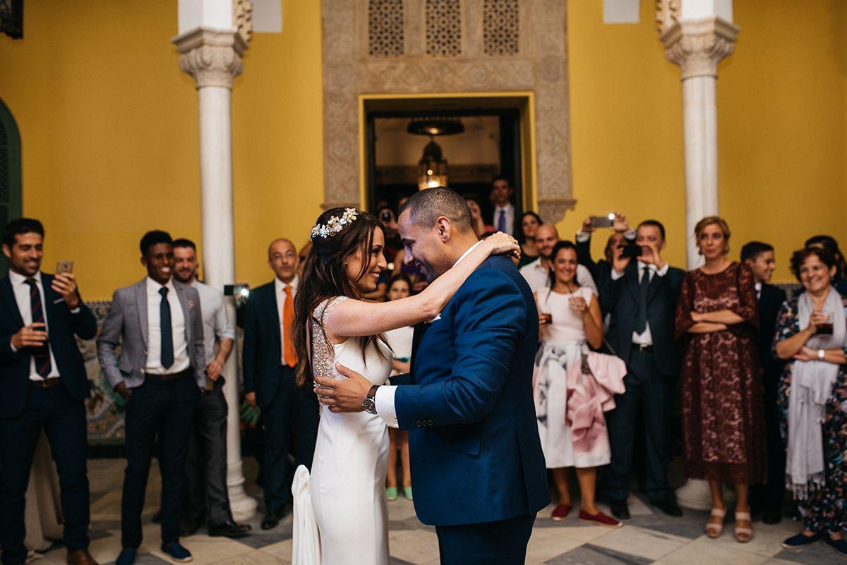 La boda de Mónica y Elhou en Villa Luisa 477