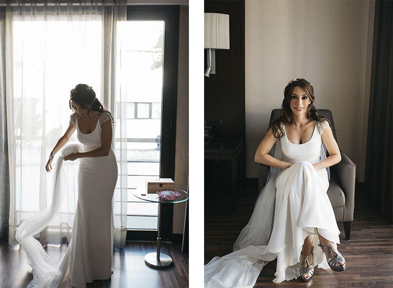 La boda de Mónica y Elhou en Villa Luisa Composición 3