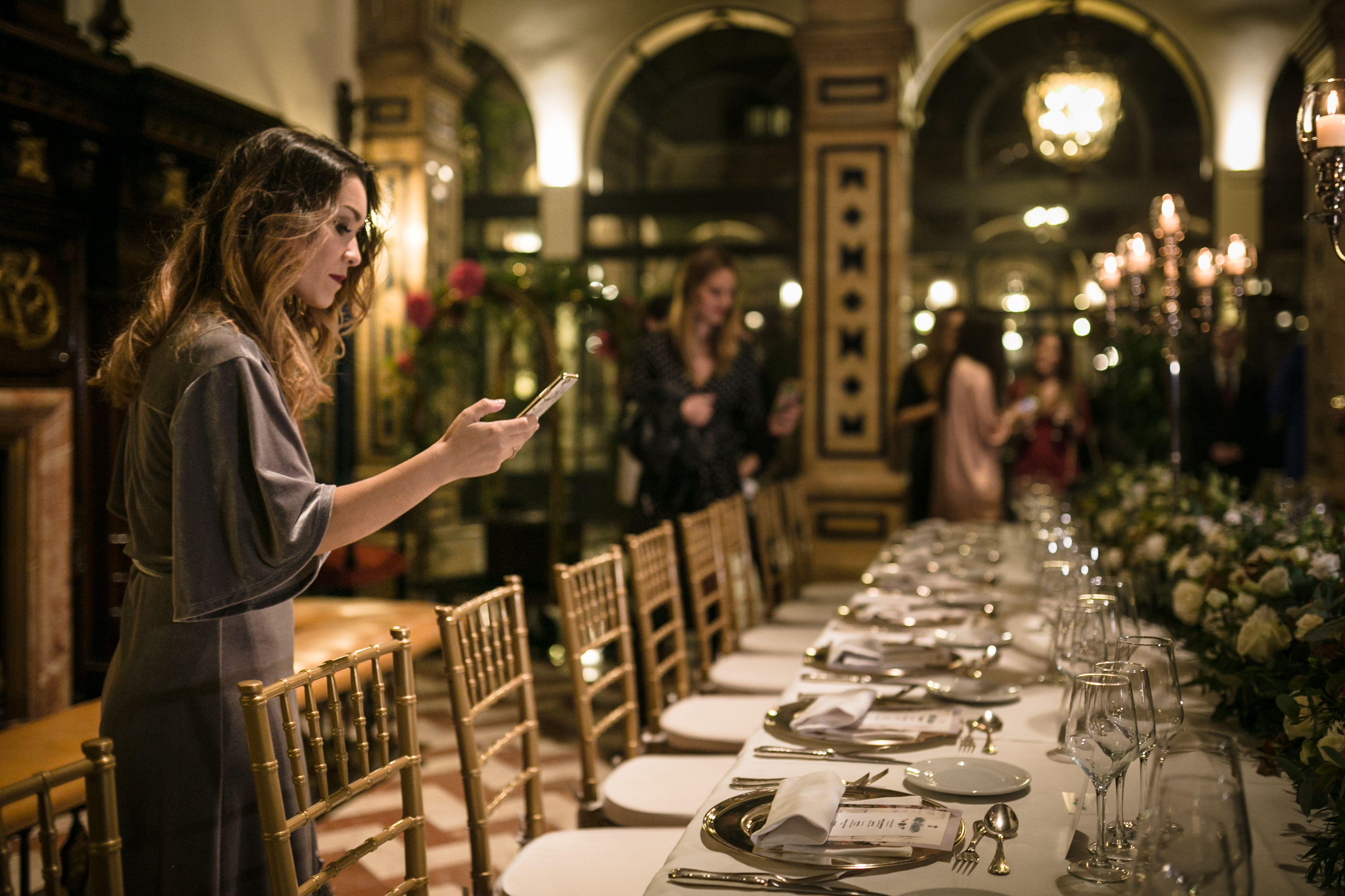 El evento Wedding Club Aires de Sevilla en el Hotel Alfonso XIII-1