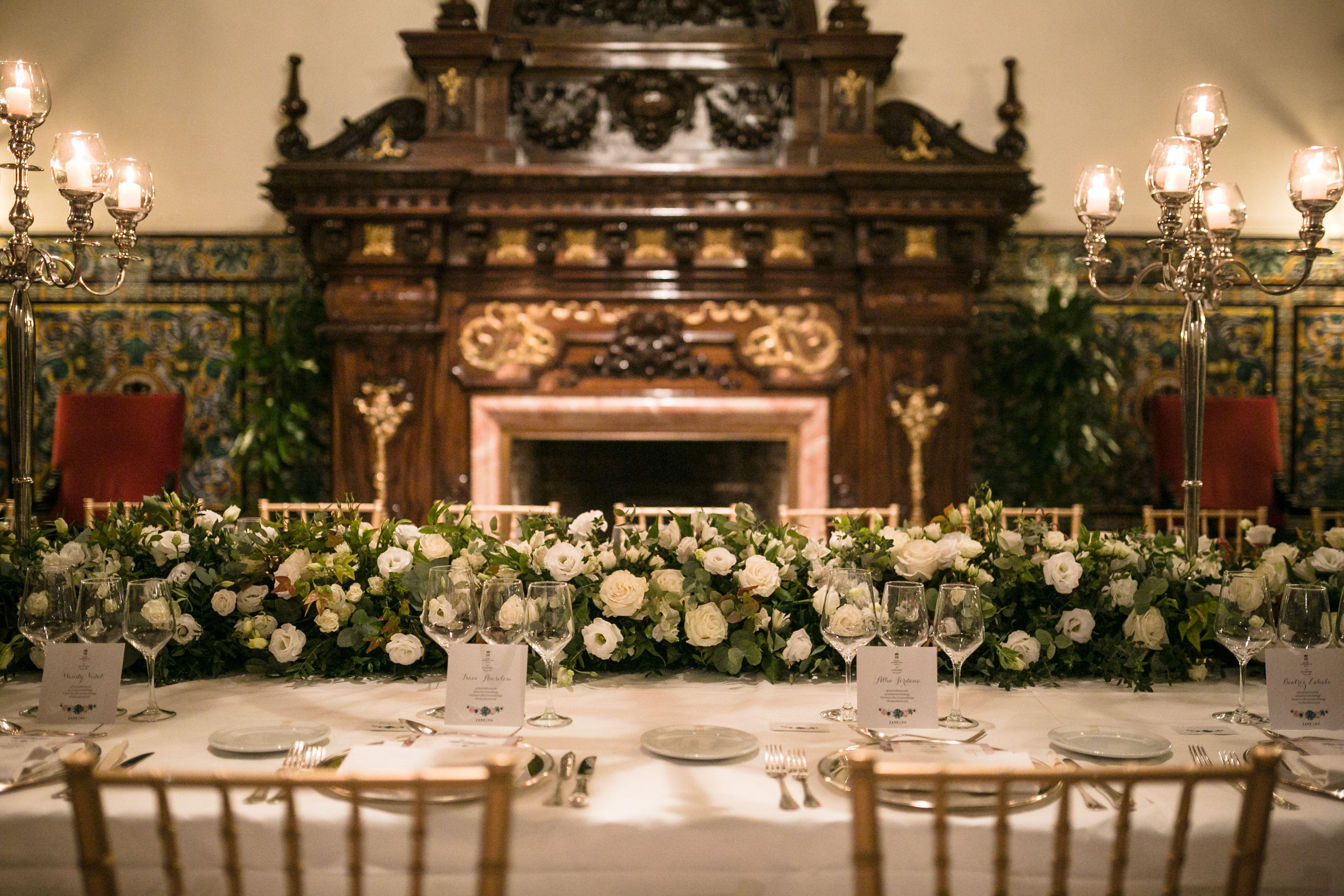 El evento Wedding Club Aires de Sevilla en el Hotel Alfonso XIII-3