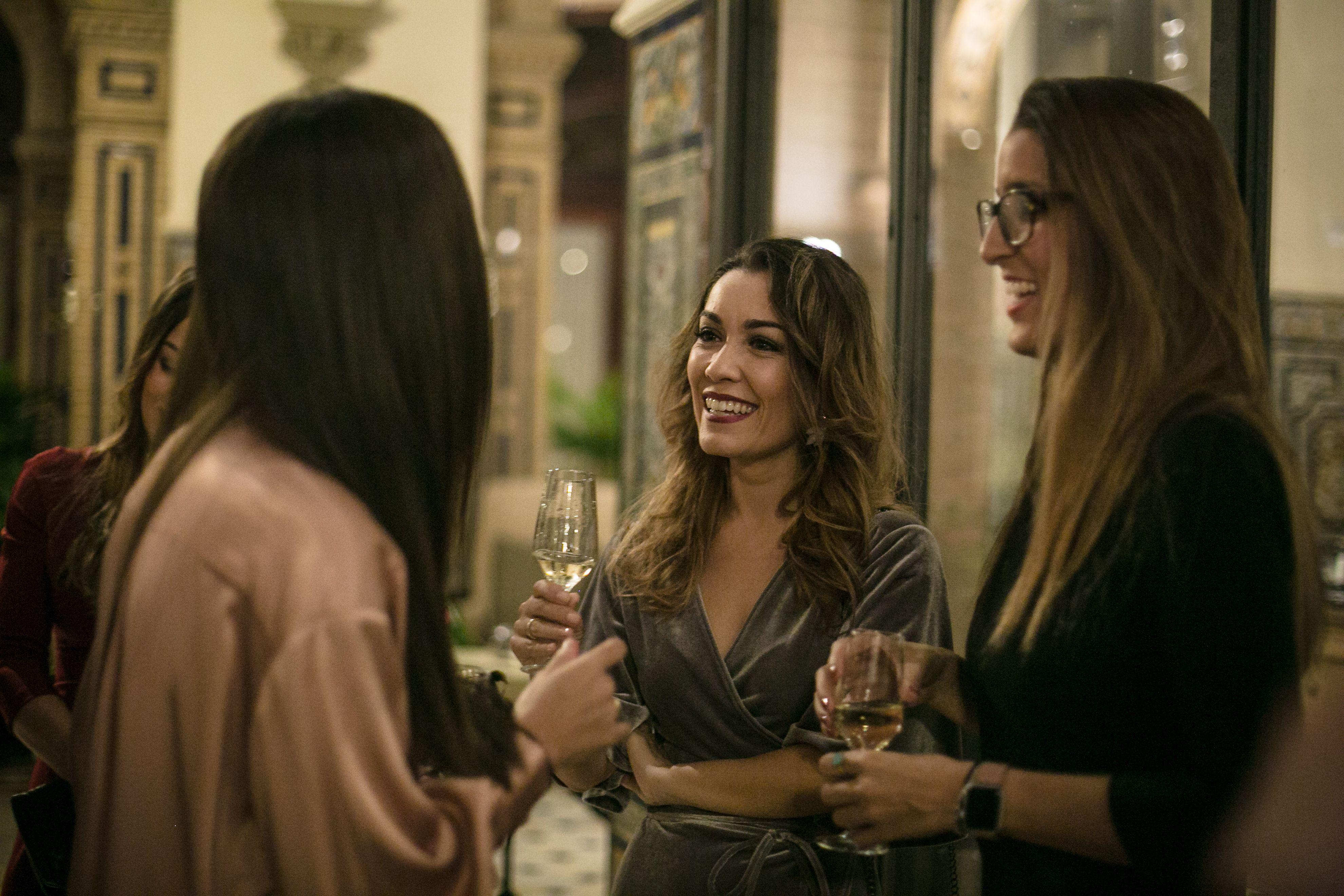 El evento Wedding Club Aires de Sevilla en el Hotel Alfonso XIII-2