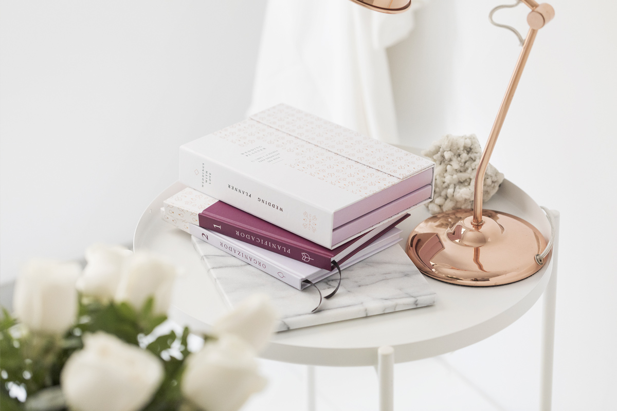 libro wedding planner