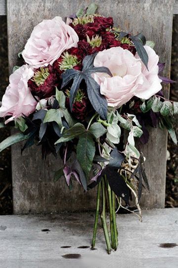 Ramos de novia para el otoño