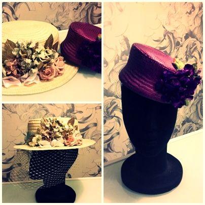sombreros y coronas