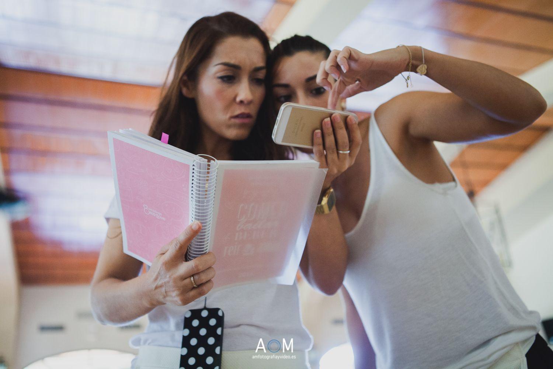 El making-of de Cristina & John 22 (Weddings With Love & Alberto y Maru)