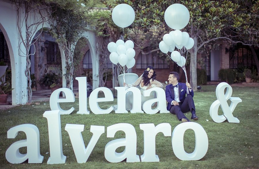 La boda campestre de Elena y Álvaro 39 - Weddings With Love - Wedding Planner en Sevilla y Huelva