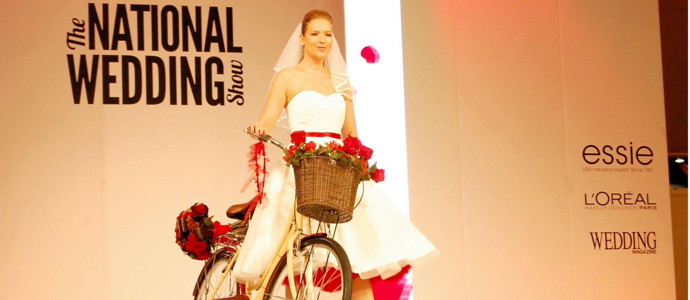 Weddings With Love in The National Wedding Show of London 6