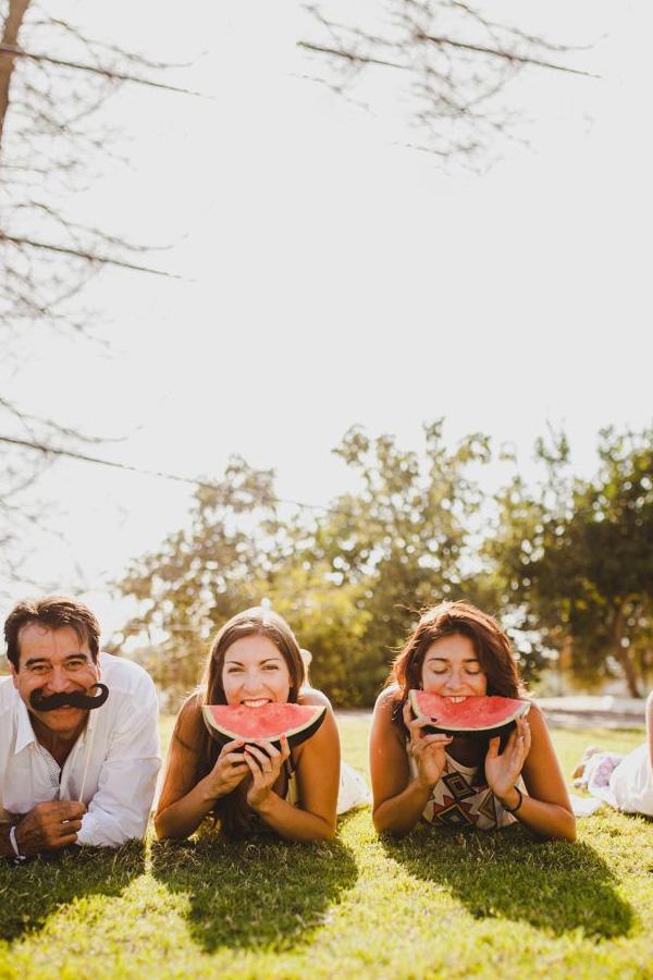 La familia Fernández Fontalba se va de boda