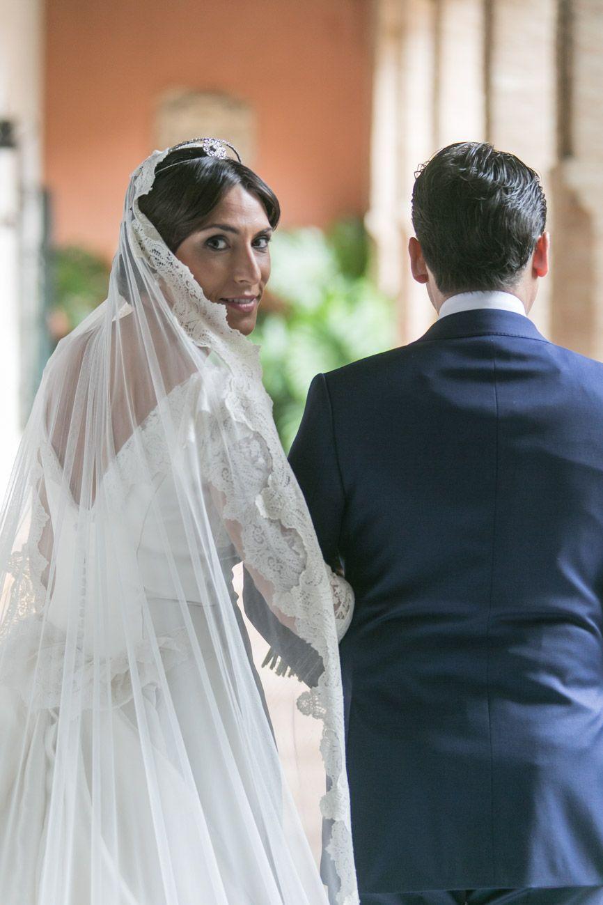 La boda de Santiago y Mari Carmen en El Rocío