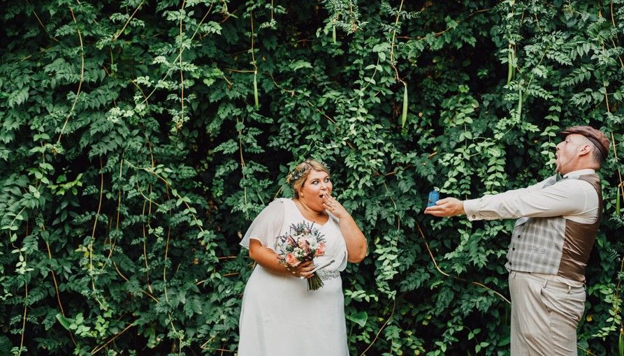 The Notebook Themed Wedding