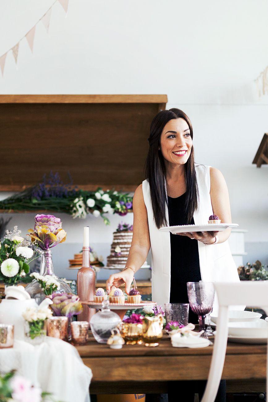Lidia Gómez de WWL - Wedding Planner