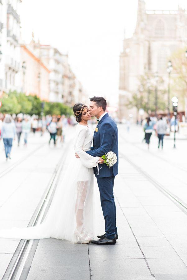 La dos bodas de Victoria y Juan