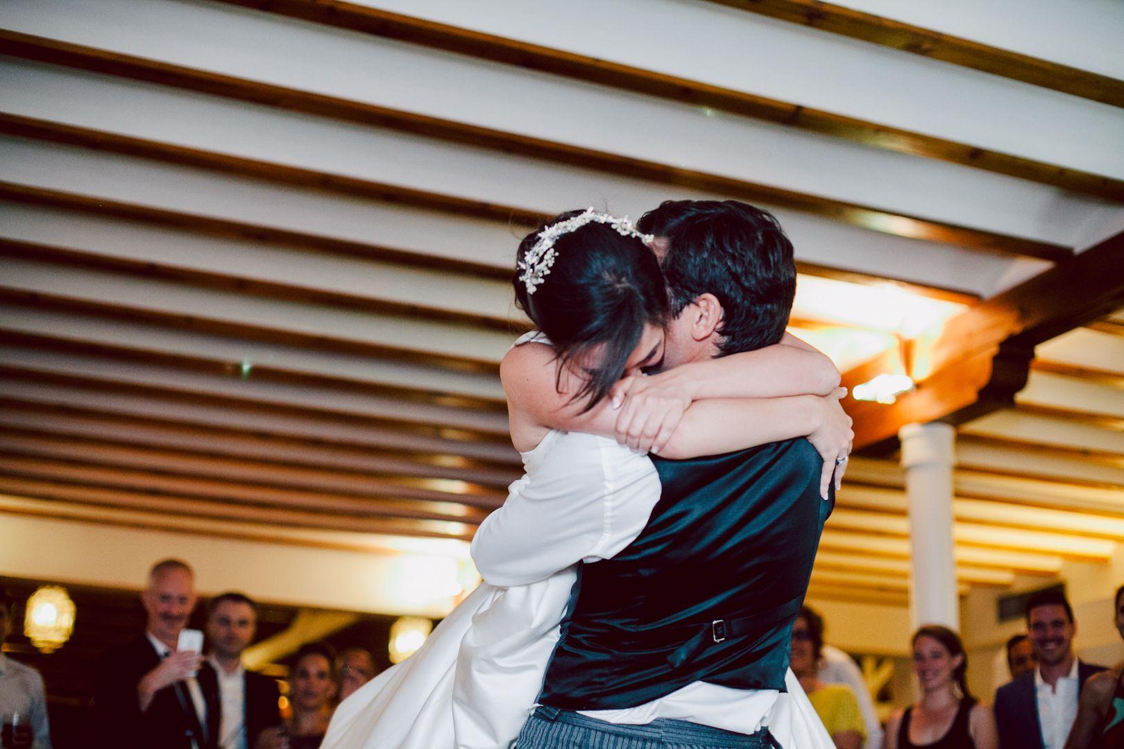 La boda de Jean Baptiste y Julia