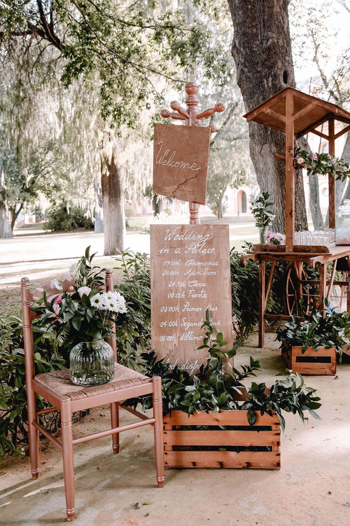 La decoración de la boda de Inma Ruiz y Miguel Ángel Cordero 6