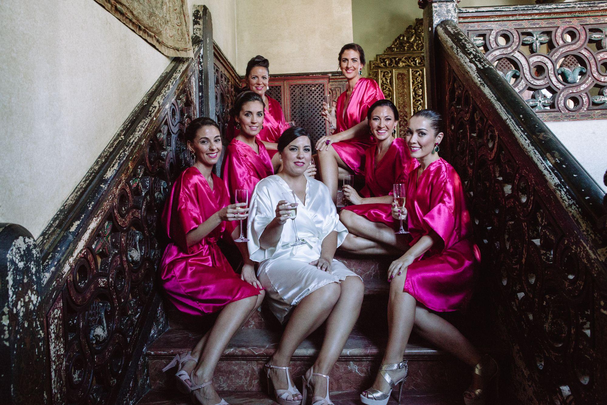 La boda de Amanda y Jorge en Villa Luisa 12