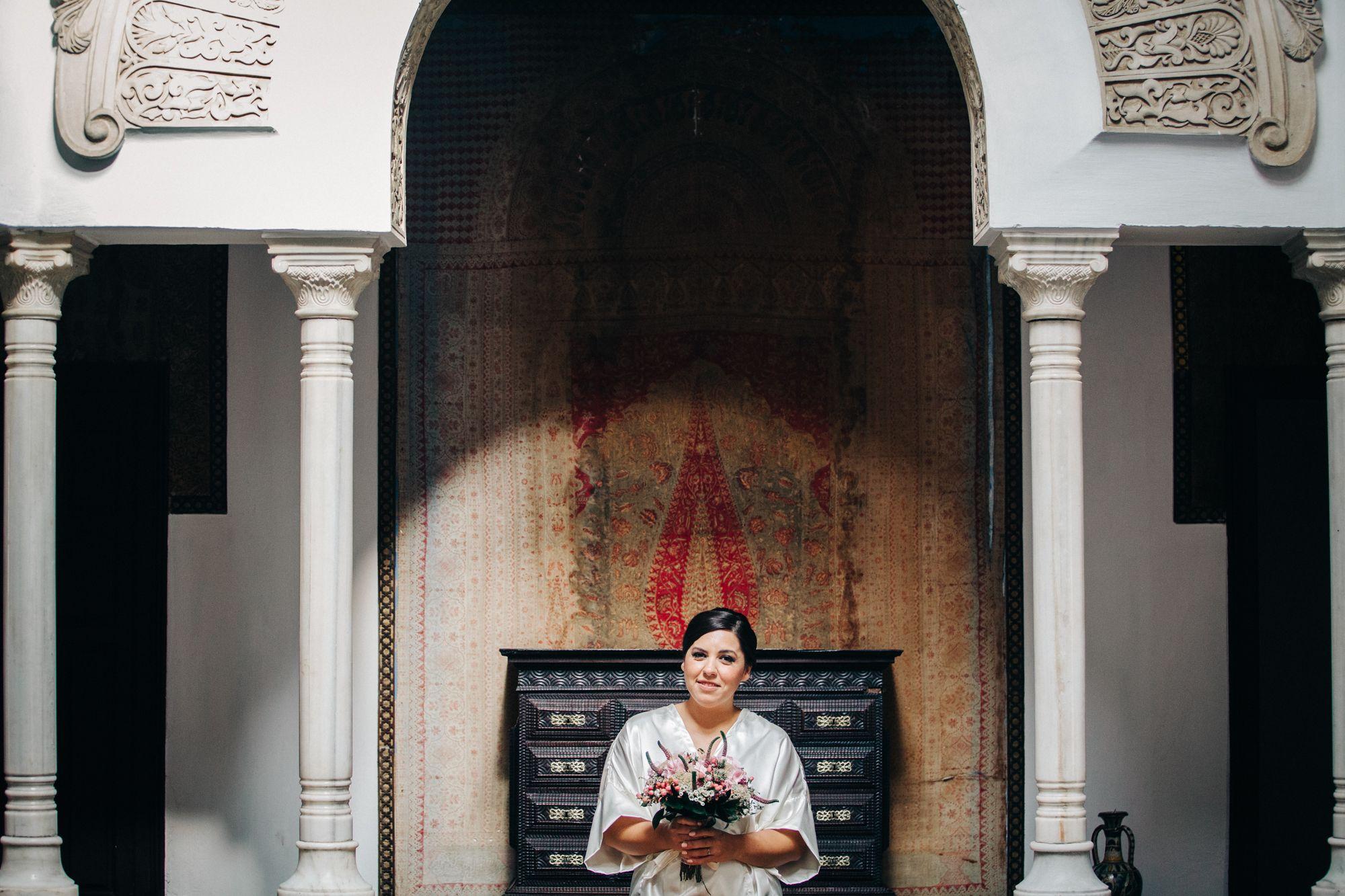La boda de Amanda y Jorge en Villa Luisa 5
