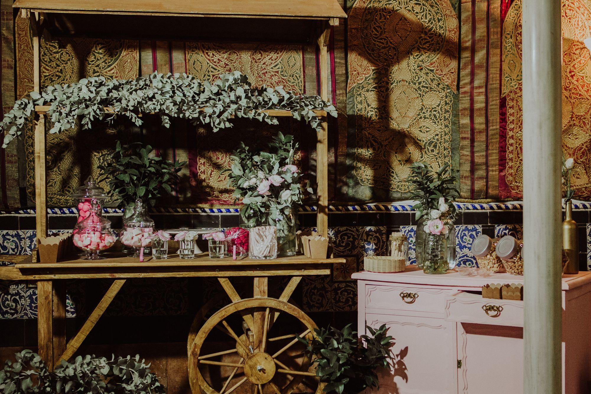 La boda de Amanda y Jorge en Villa Luisa 8