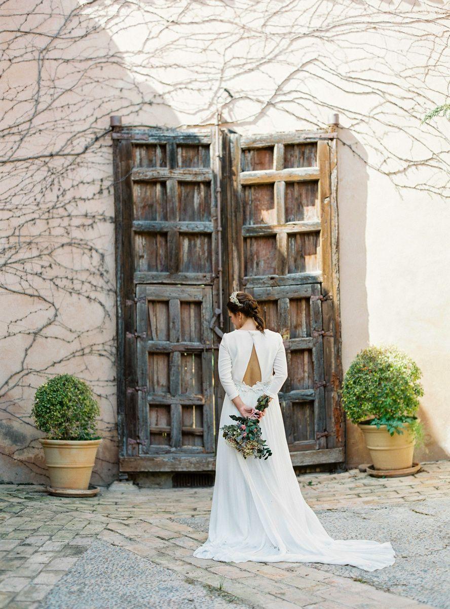 La boda de Natalia y Jorge en Hacienda Molinillos