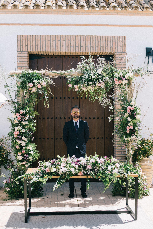 La boda de María y Guillermo en Cortijo Olivar de la Sargenta-31