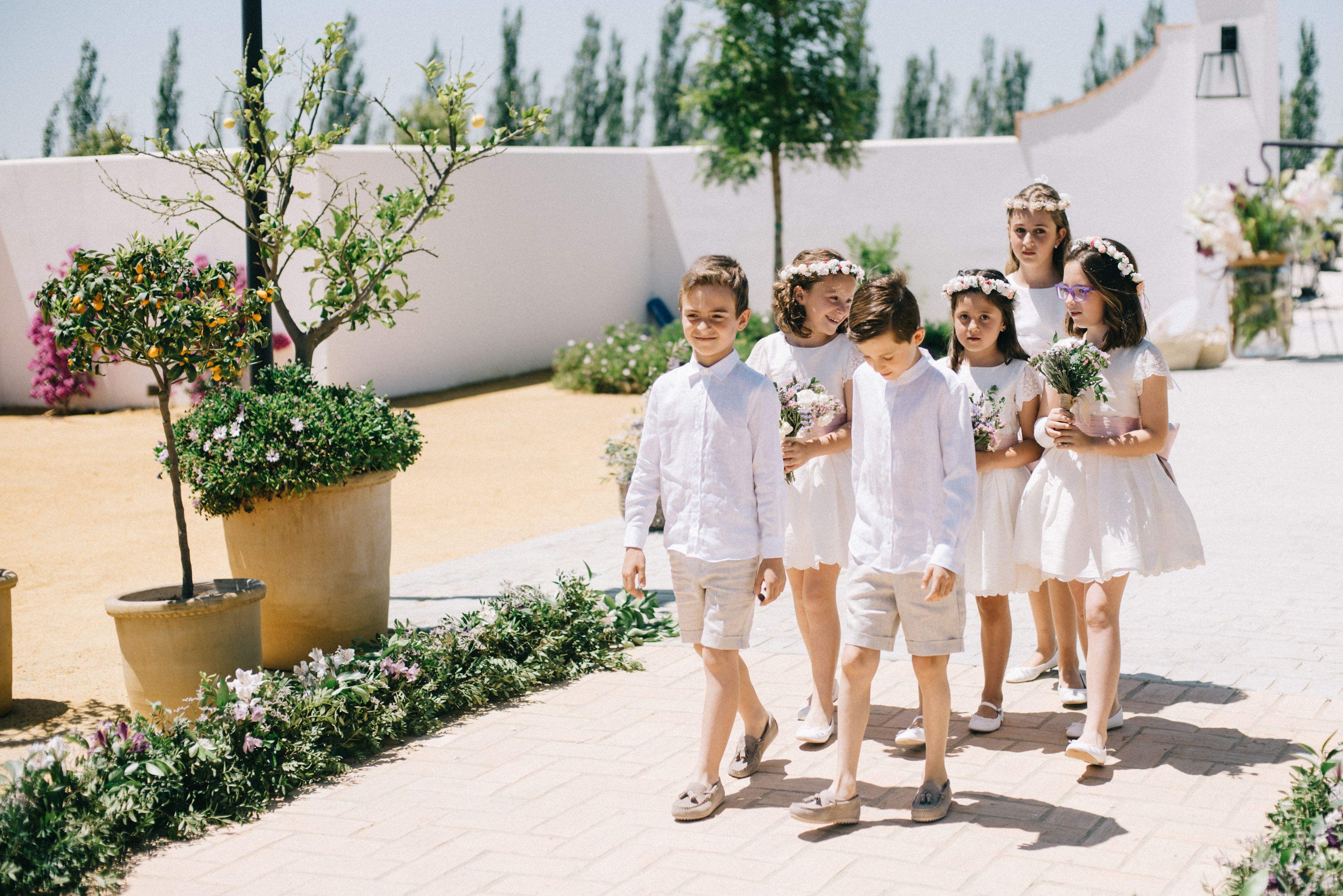 La boda de María y Guillermo en Cortijo Olivar de la Sargenta-59