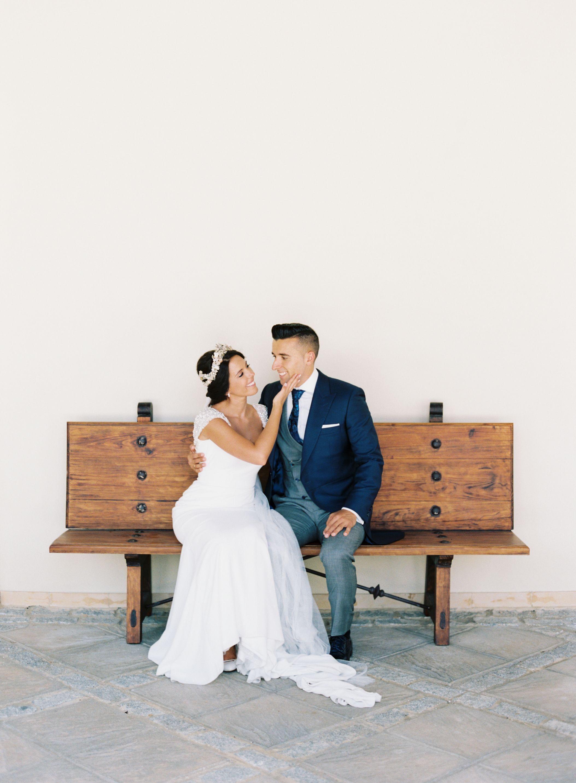 La boda de Roberto y Cristina