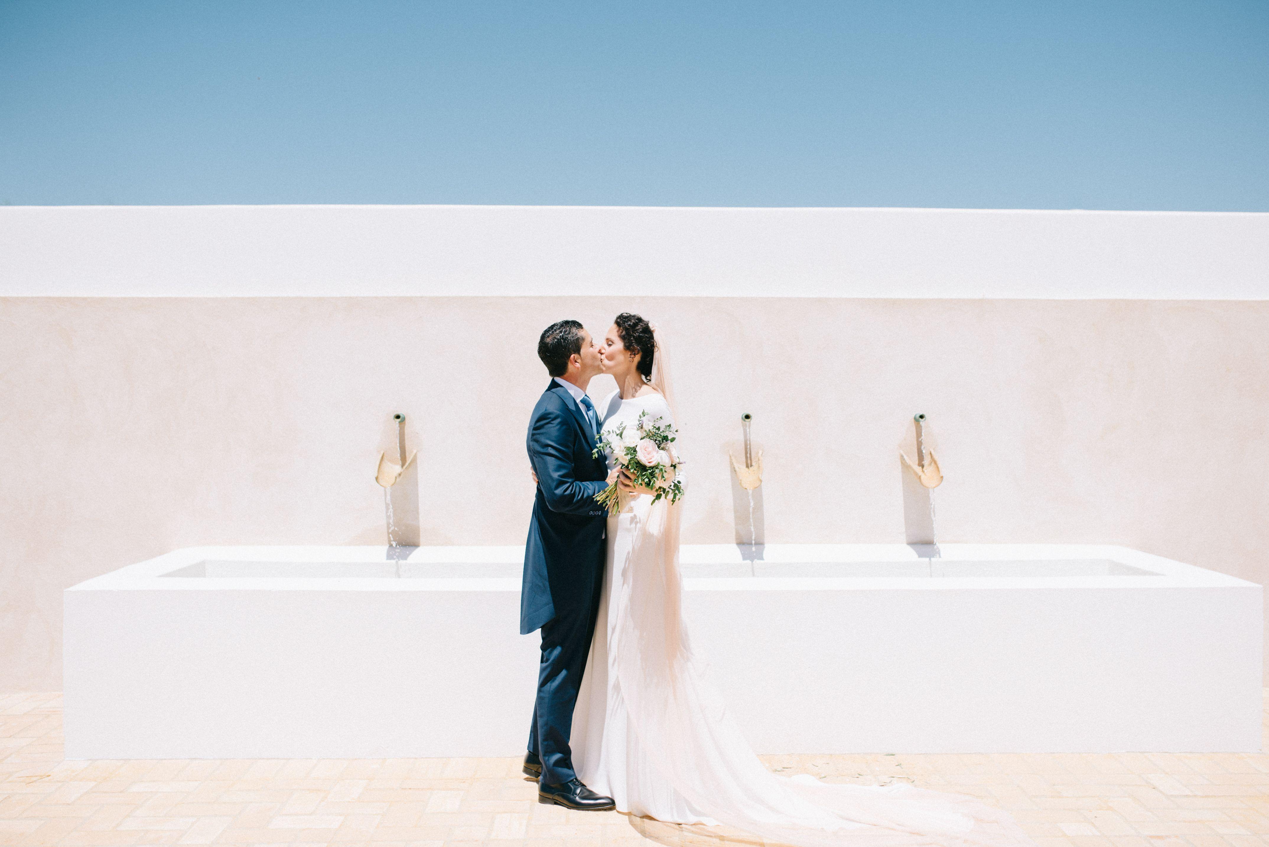 La boda de María y Guillermo en Cortijo Olivar de la Sargenta-102