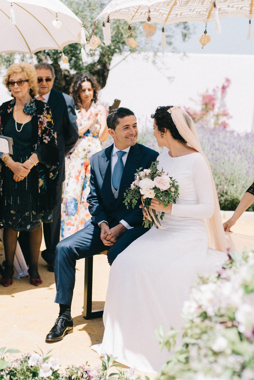La boda de María y Guillermo en Cortijo Olivar de la Sargenta-63