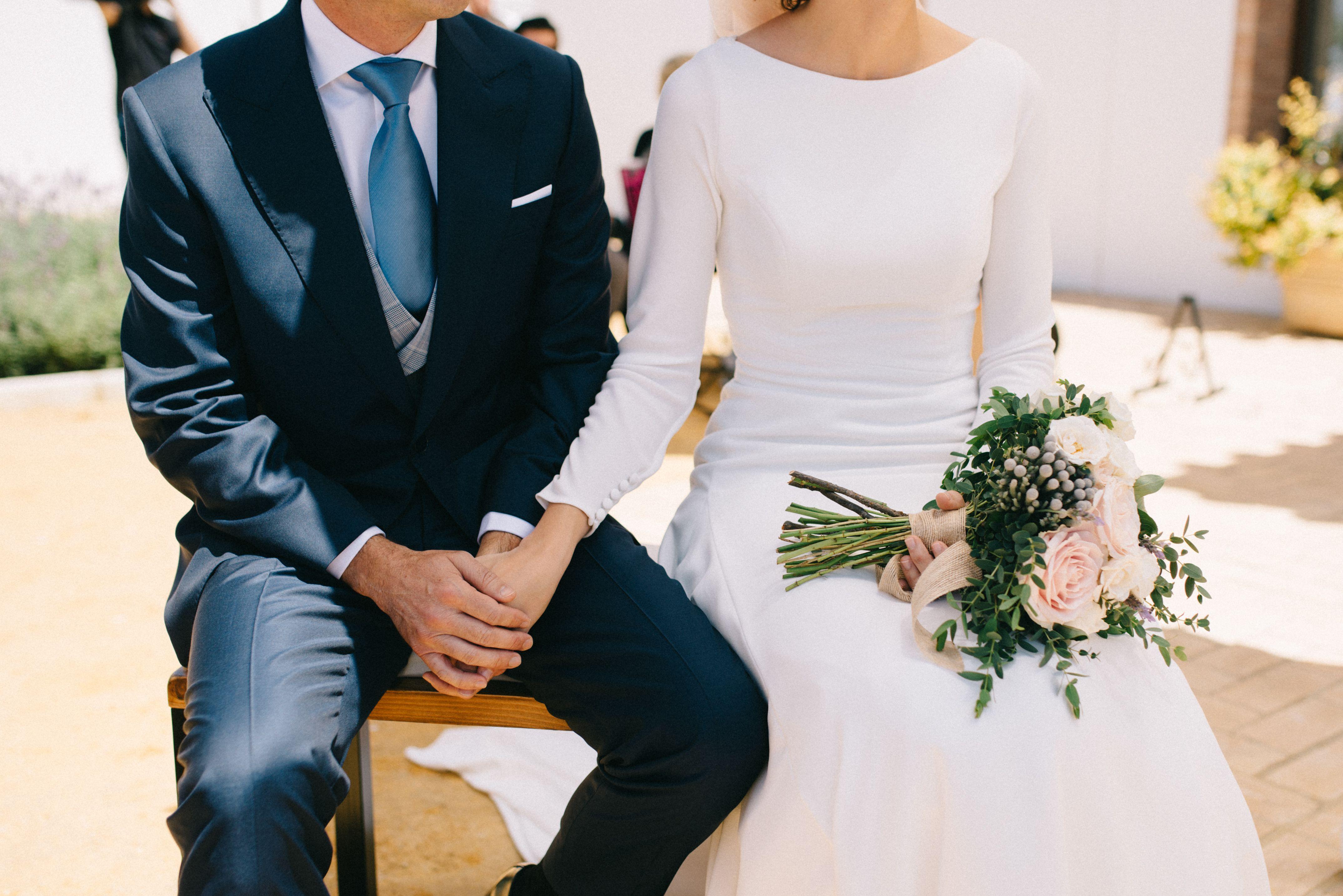 La boda de María y Guillermo en Cortijo Olivar de la Sargenta-69
