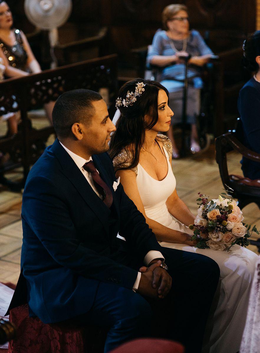 La boda de Mónica y Elhou en Villa Luisa 169