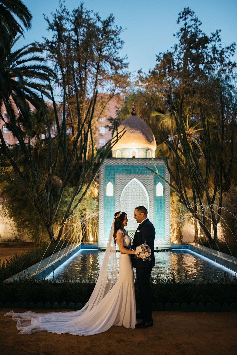 La boda de Mónica y Elhou en Villa Luisa