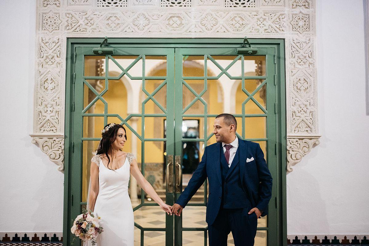 La boda de Mónica y Elhou en Villa Luisa 292