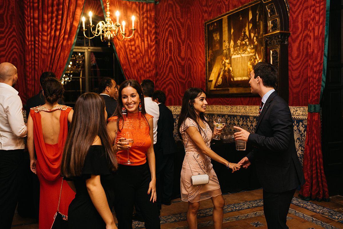 La boda de Mónica y Elhou en Villa Luisa 547