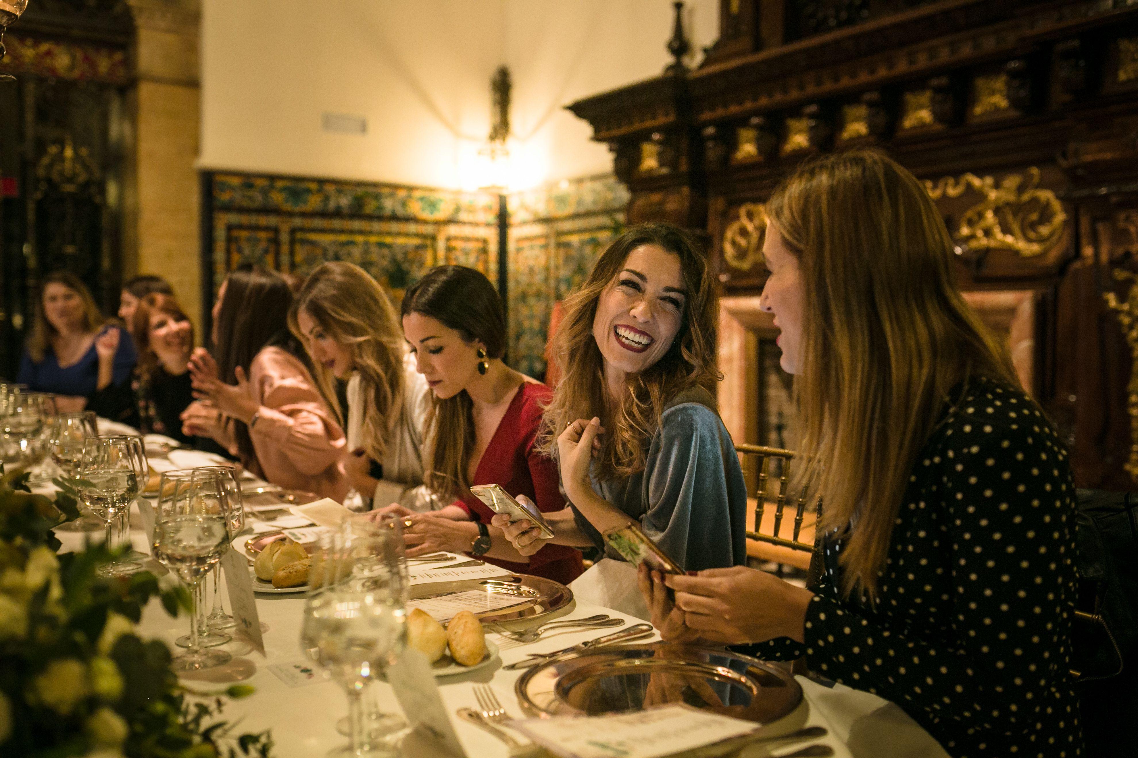 El evento Wedding Club Aires de Sevilla en el Hotel Alfonso XIII