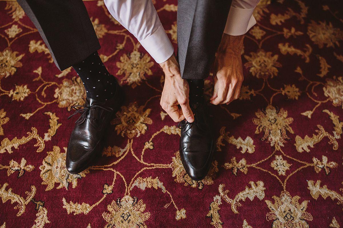 la boda de sara y dave en el castillo de canena 6