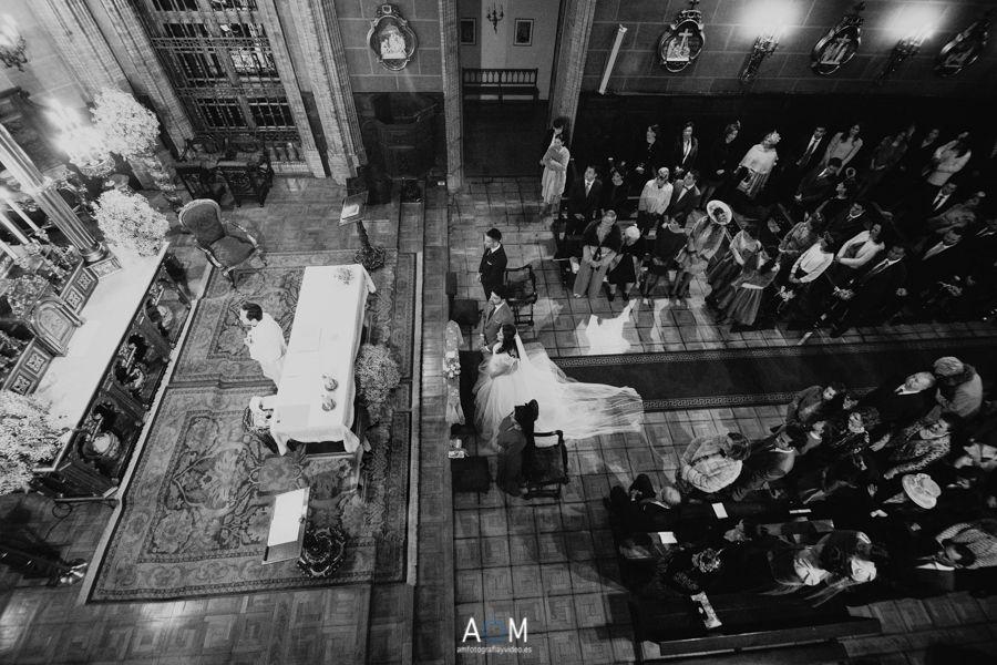 Una Boda con Ceremonia Religiosa. Boda en Iglesia