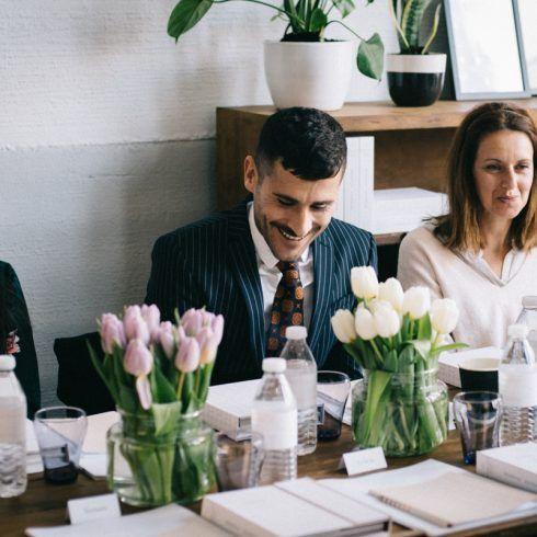 El Curso de Wedding Planner de Weddings With Love-56