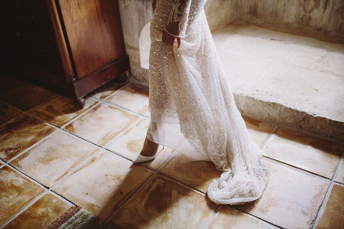 La boda de Sara y Dave en el Castillo de Canena-258