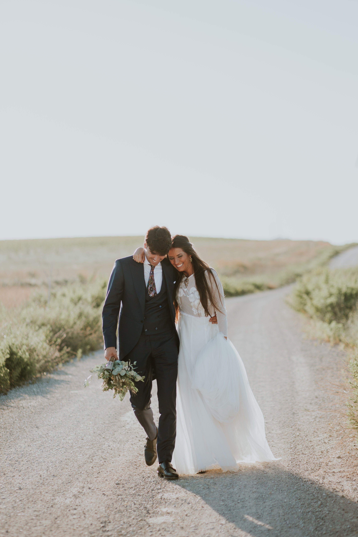 La boda en Sanlúcar de Barrameda de Mariló y Manuel