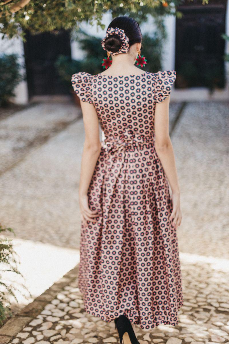 Vestidos de invitada de boda por Cherubina para primavera:verano 2018-21