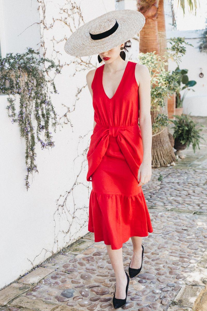 Vestidos de invitada de boda por Cherubina para primavera verano 2018-44