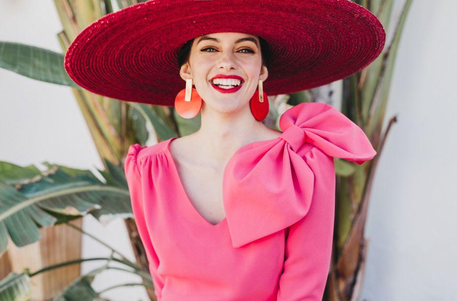 Vestidos de invitada de boda por Cherubina para primavera:verano 2018-46